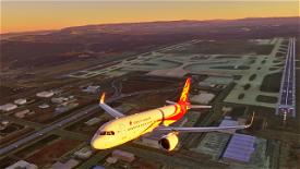 Lucky Air [4K] Image Flight Simulator 2020