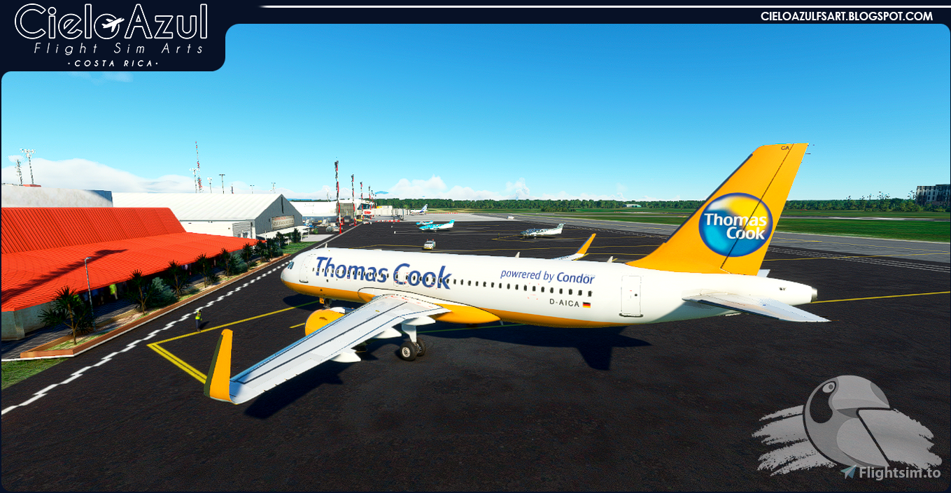 Condor Flugdienst | Package | Asobo Airbus A320neo (8K)