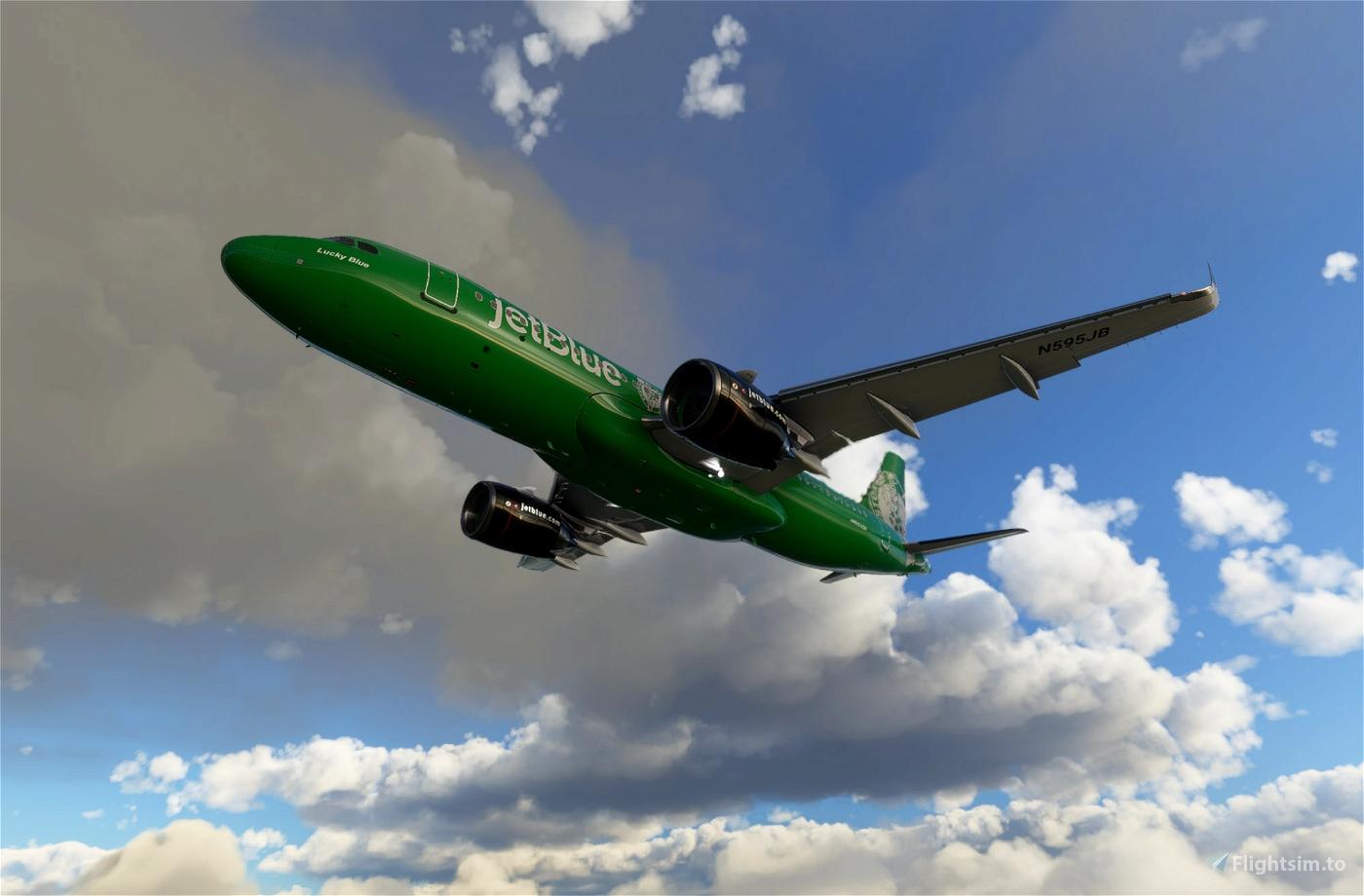 Boston Celtics Flight Simulator 2020
