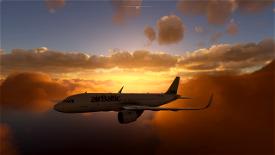 Air Baltic A320 Image Flight Simulator 2020