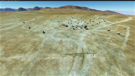 ALMA Atacama Large Millimeter Array  Radiotelescope Microsoft Flight Simulator