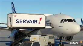 Servair Catering Truck livery Image Flight Simulator 2020