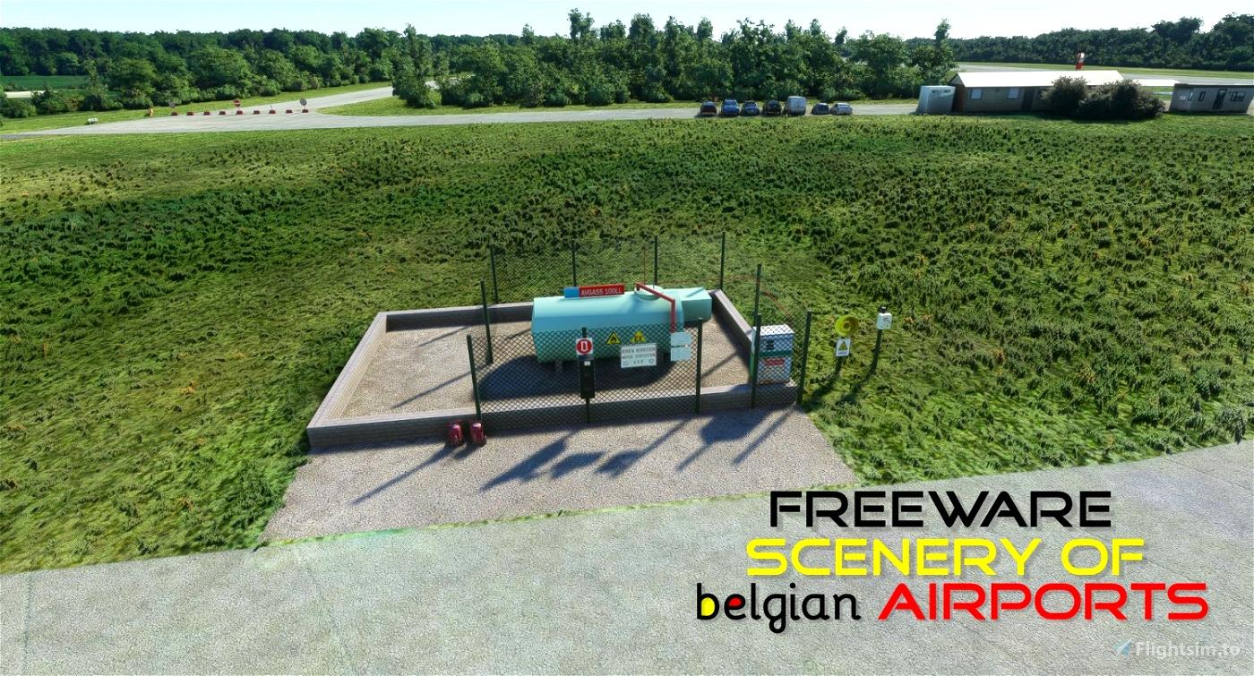 EBUL Ursel Airport, Belgium