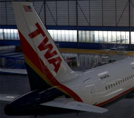 A320neo TWA [8k] Image Flight Simulator 2020