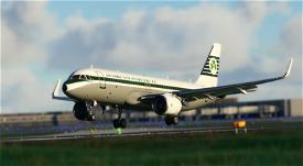 A320 Aer Lingus Retrojet Image Flight Simulator 2020