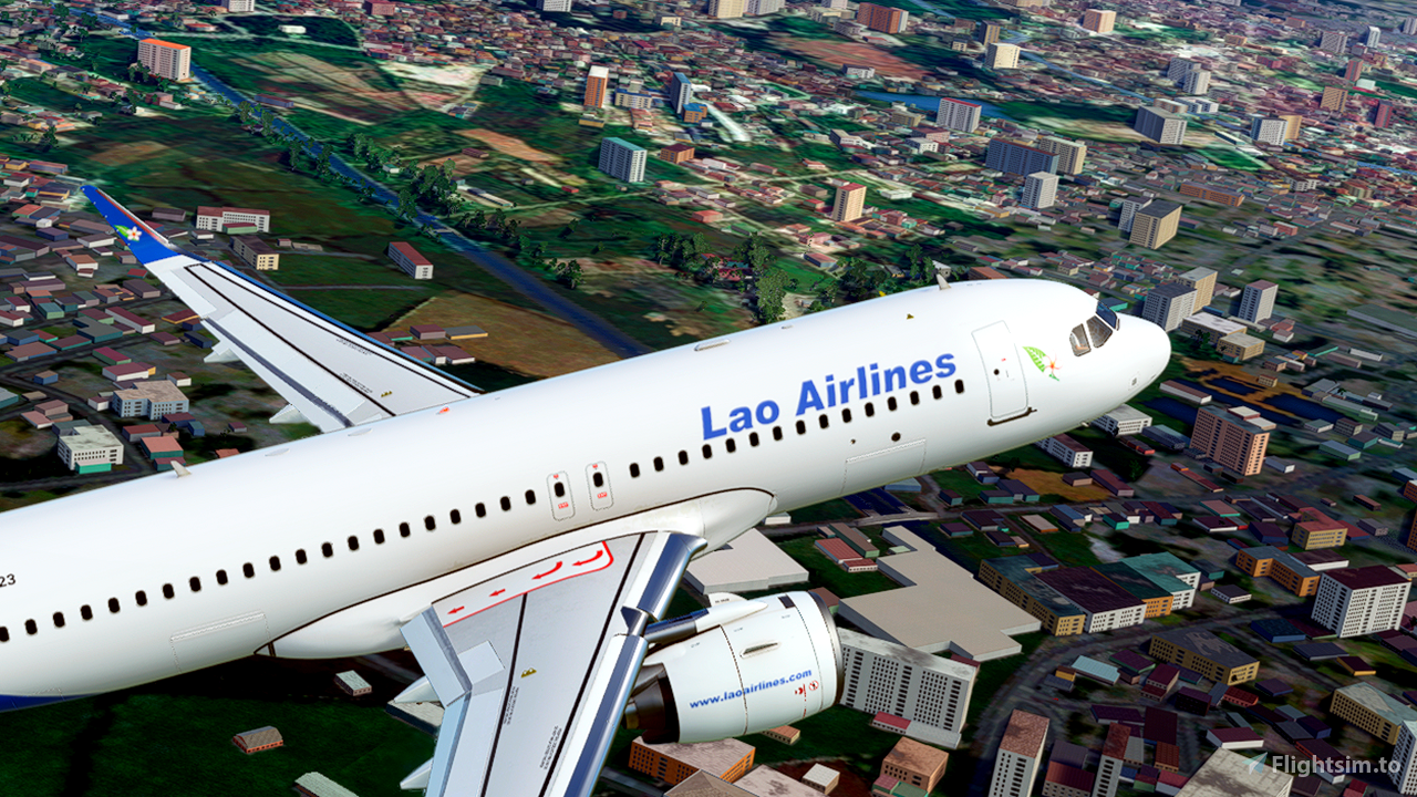 Lao Airlines [4K]