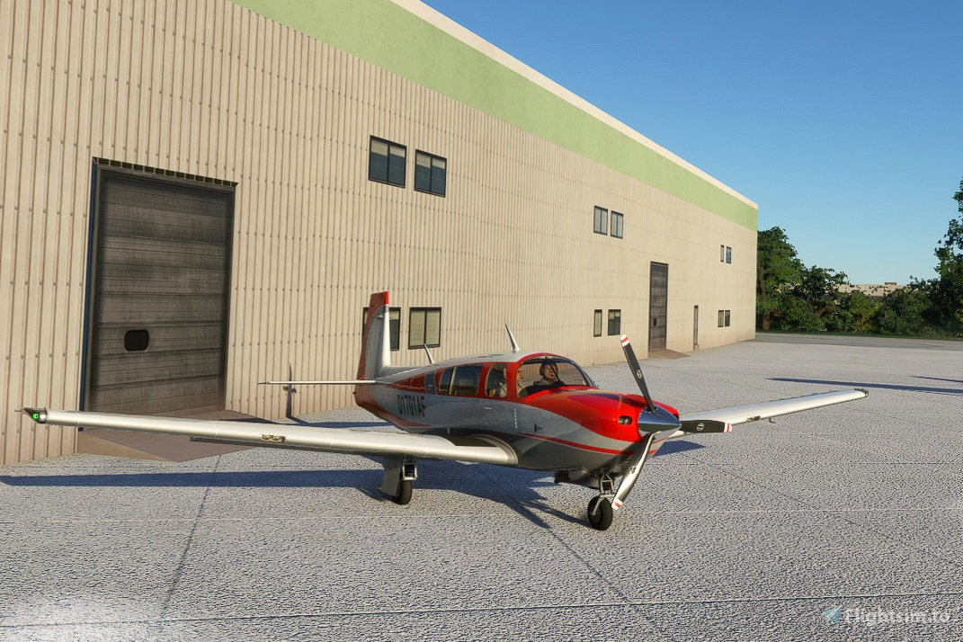 Mooney M20R Livery Pack V2.0 - new: livery in