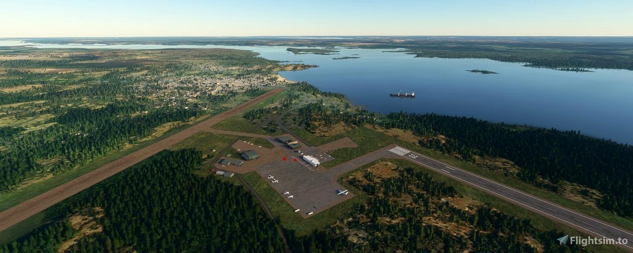 Collection Ninavik Flight Simulator 2020