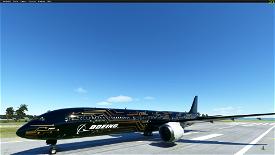 787-10 Dreamliner Sci-Fi/Circuit Board (4K Livery) Image Flight Simulator 2020