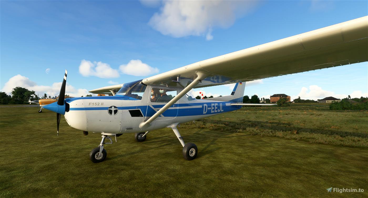Cessna 152  livery - D-EEJL