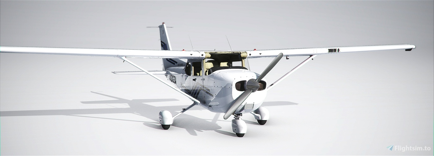 Cessna 172SP (G1000) - Switch Livery Pack