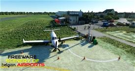 EBZW, Zwartberg-Genk, Belgium Microsoft Flight Simulator