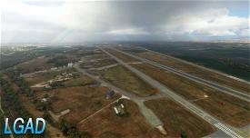 Greek Airports part 4 Microsoft Flight Simulator
