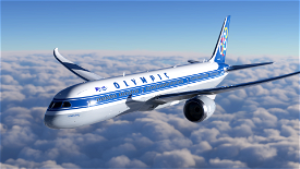 [8K] Olympic Airways (SX-AMF) Image Flight Simulator 2020