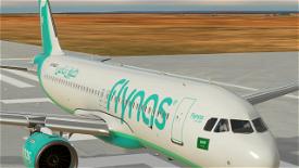 flynas [4K] Image Flight Simulator 2020