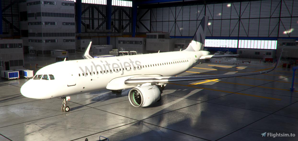 Whitejets PR-WTB A320 Neo
