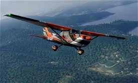 C172 G1000 C-3D Image Flight Simulator 2020
