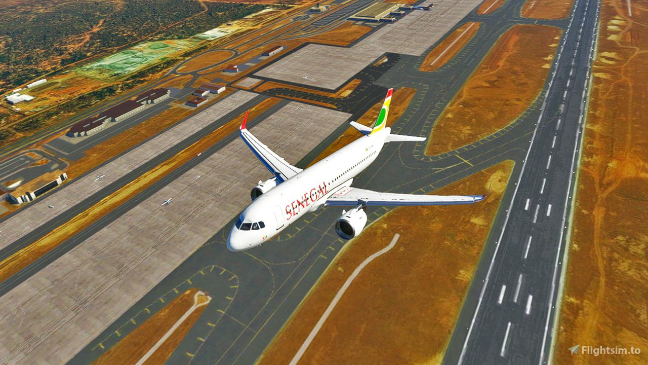 Air Senegal [4K]