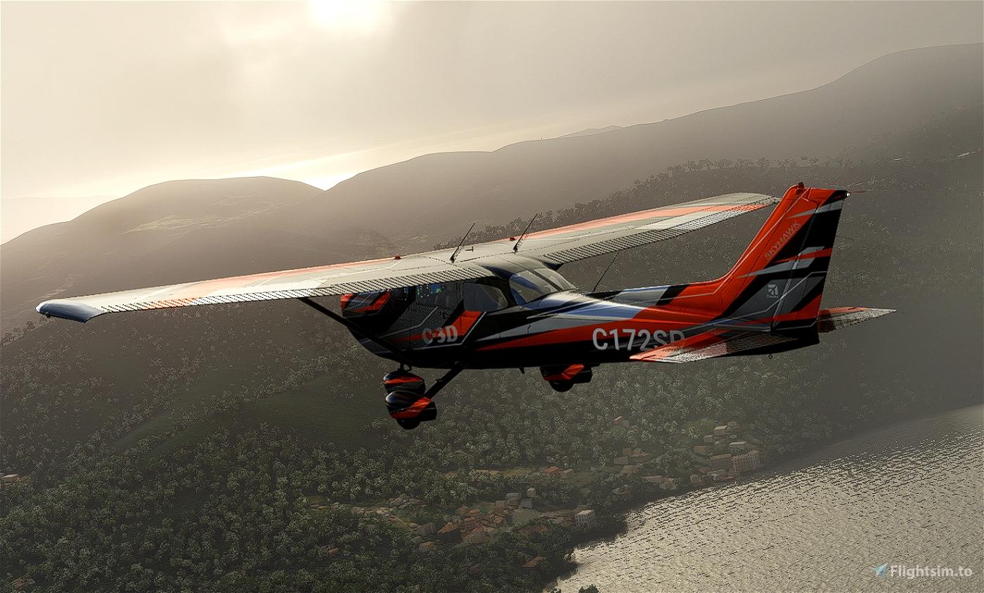 C172 G1000 C-3D