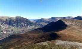 Snowdonia Deforestation Image Flight Simulator 2020