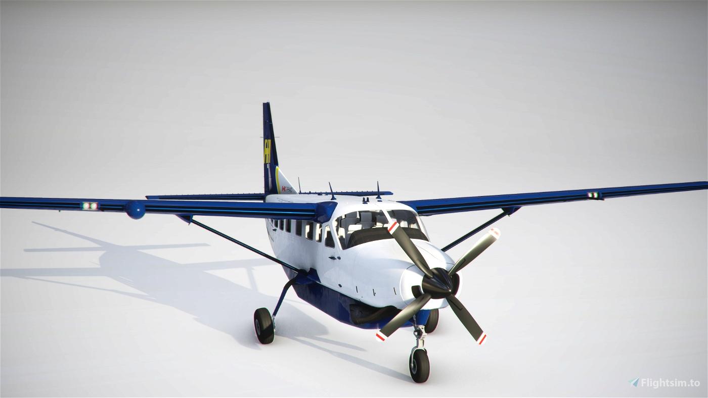 Harbour Air Grand Caravan Microsoft Flight Simulator