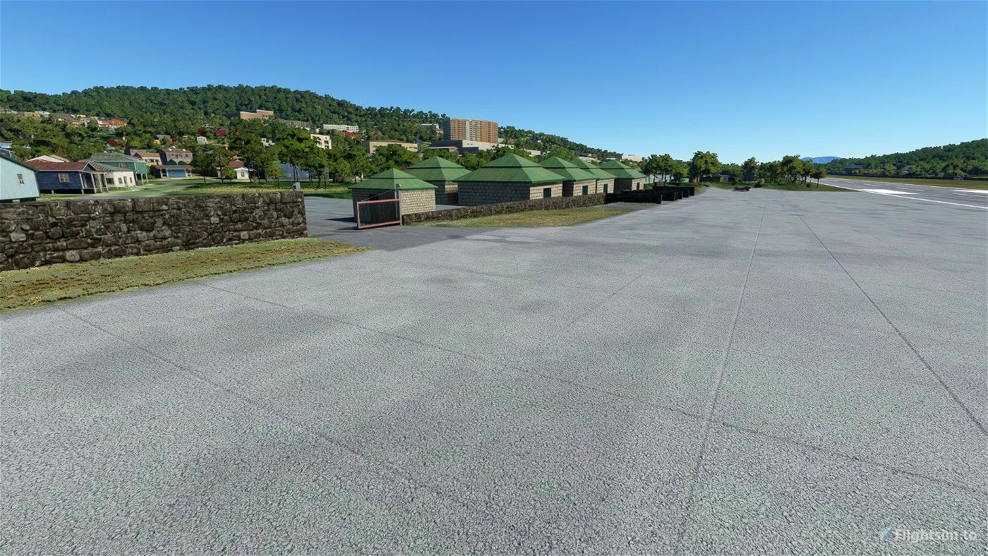 Loakan Airport, Baguio City - (RPUB) Flight Simulator 2020