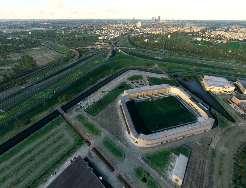 Tour over the Dutch Eredivisie Stadiums