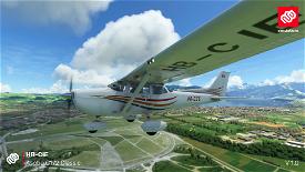 Asobo C172 (Classic) HB-CIE Motorfluggruppe Thun Image Flight Simulator 2020