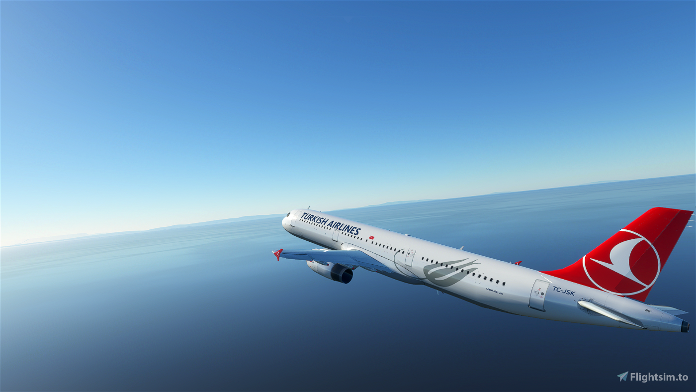 A321 Turkish Airlines [8K/4K]