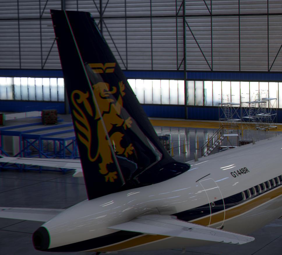 A320neo British Caledonian [8k] Flight Simulator 2020