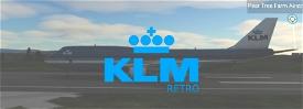 KLM 747-8i (Retro) Image Flight Simulator 2020