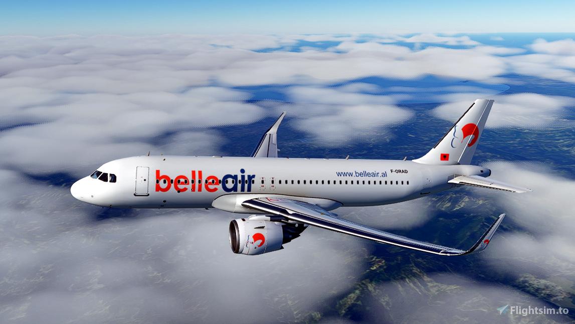 Belle Air [4K]