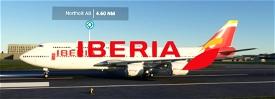 Iberia 747-8 Image Flight Simulator 2020