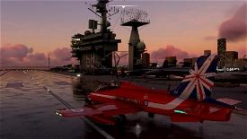 Red Arrows (Minipack) MB-339PAN Image Flight Simulator 2020