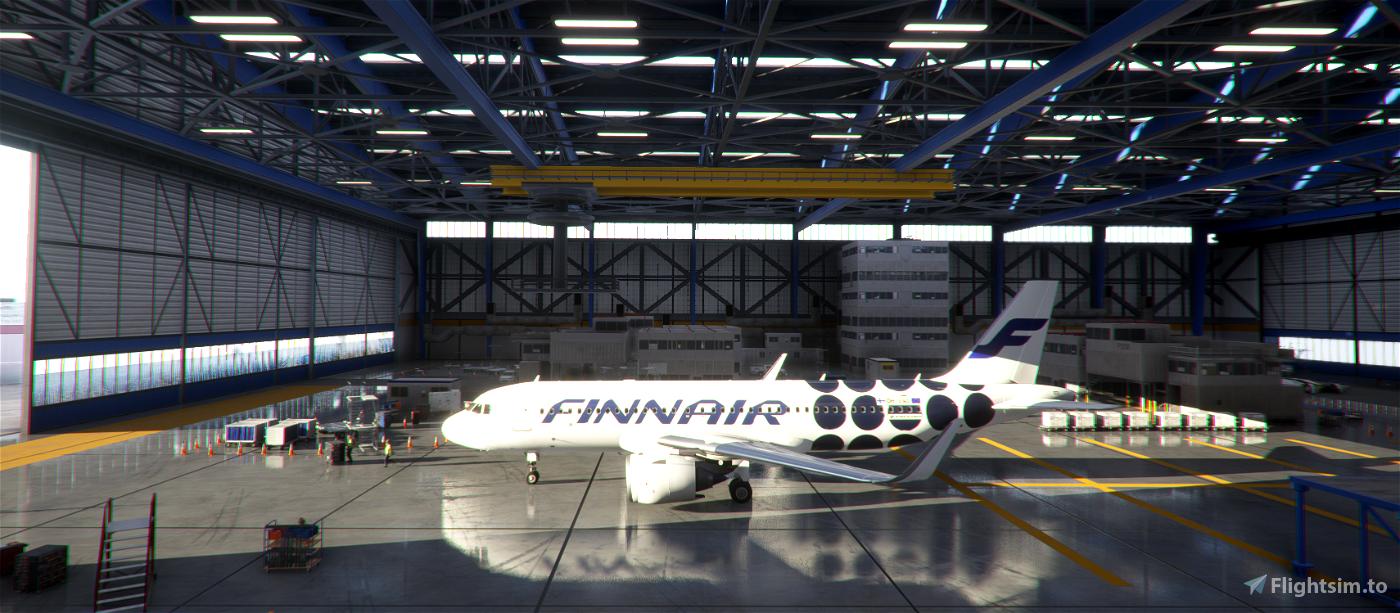 Finnair 'Marimekko' Special Livery