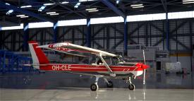 Cessna 152 OH-CLE Image Flight Simulator 2020