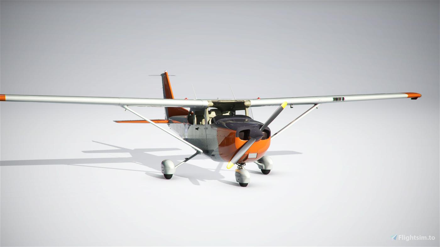 HAF T-41D (Cessna R-172)