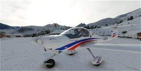 DIAMOND DA/DV20 Aerozing F-GHTE Image Flight Simulator 2020