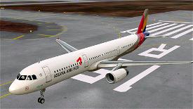 Asiana Airlines [4K] Image Flight Simulator 2020