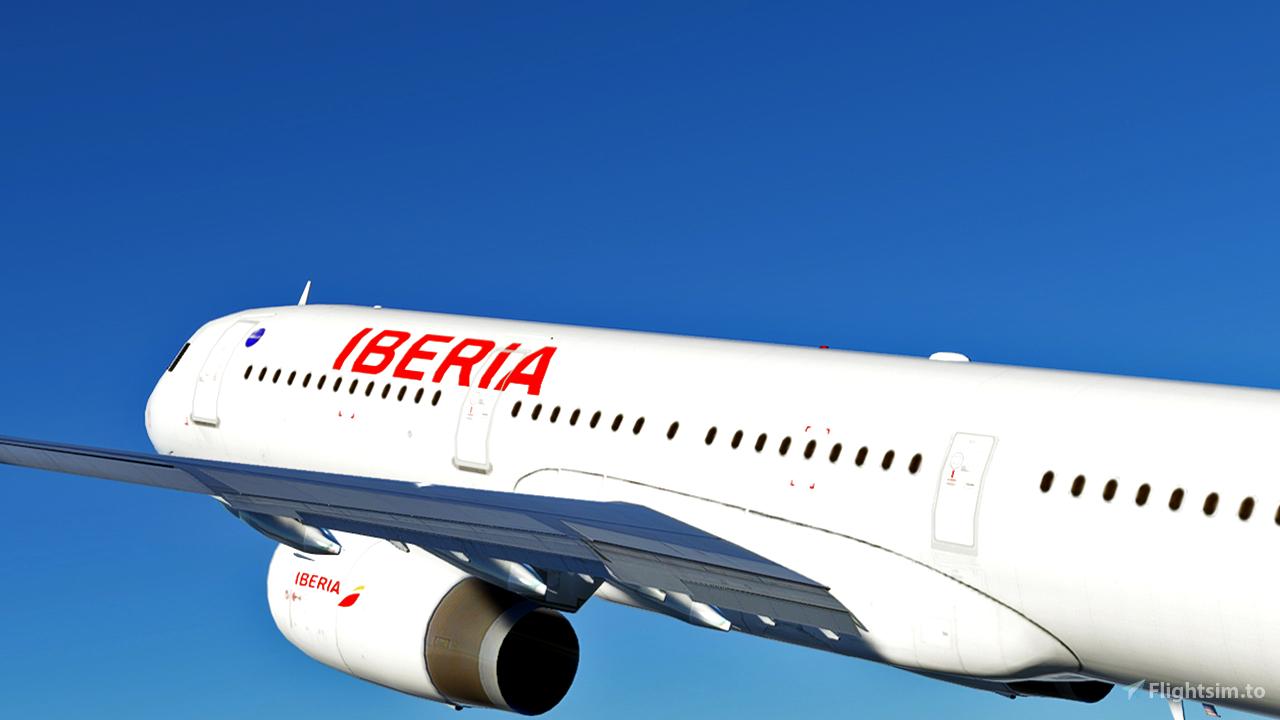 Iberia [4K] Flight Simulator 2020
