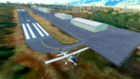 ULM Bases on Reunion Island Image Flight Simulator 2020