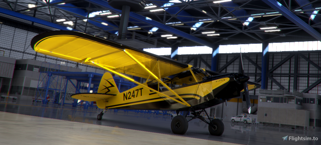2018 Alaska Airmen's Association Raffle Plane (compatible with GotGravel Mods)