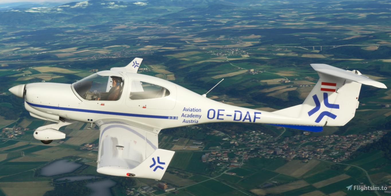 Aviation Academy Austria - DV20 & DA40NG