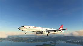 A321 Cathay Dragon [8K/4K] Image Flight Simulator 2020