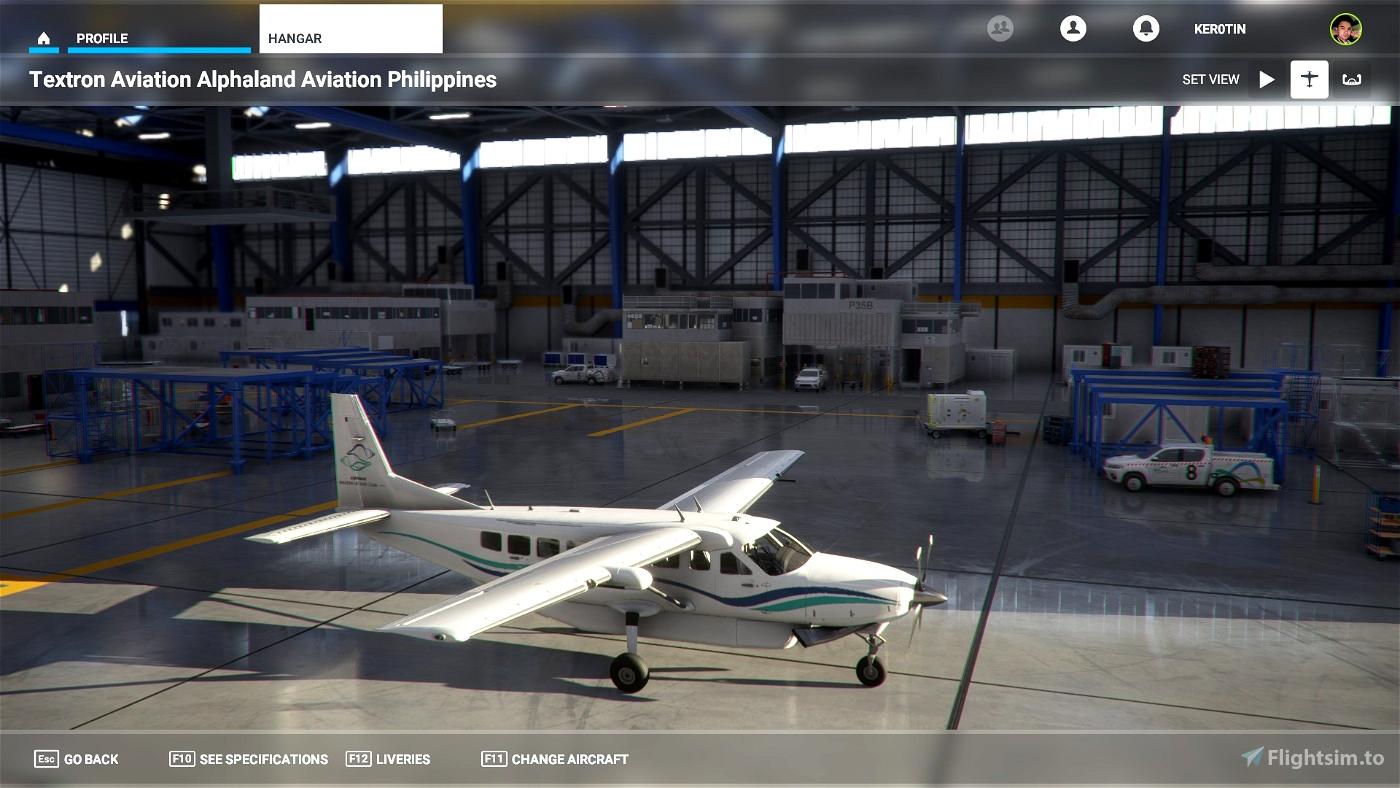 Alphaland Aviation Philippines Flight Simulator 2020
