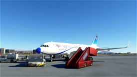 Iran Government Airbus A320 Neo Image Flight Simulator 2020