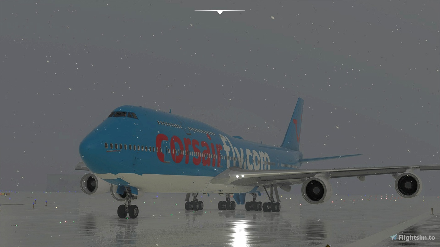 Corsairfly 747-8i