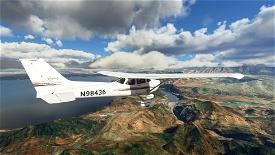 Cessna Art Stripes (G1000+Classic) Image Flight Simulator 2020