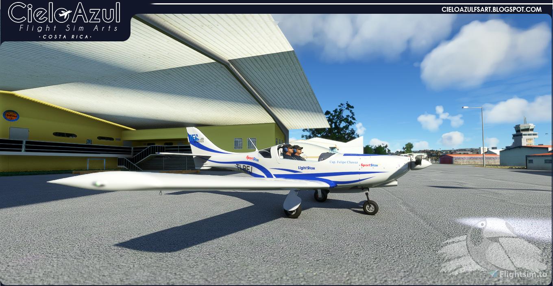 IFA   TI-BFJ   Asobo JMB Aircraft VL-3 (8K) Flight Simulator 2020