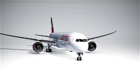 Boeing 787-10 Austrian Airlines (4K) Image Flight Simulator 2020